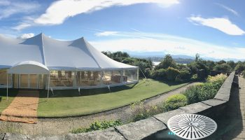Queensberry Wedding Marquee Hire Scotland
