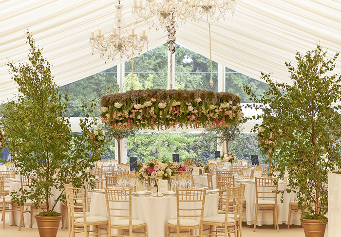 Frame Marquee Clear Sides Hire