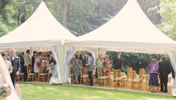 Pagoda Marquee Hire Weddings
