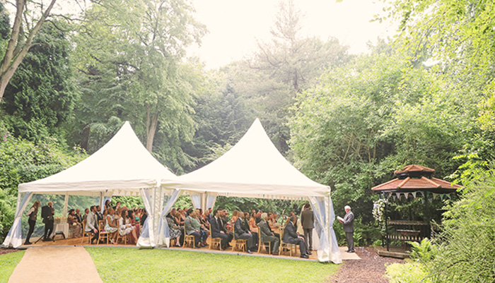 Luxury Party Pagoda Marquee Hire