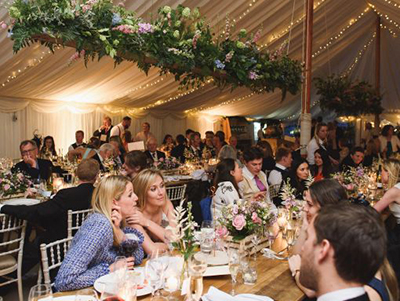 Traditional Marquee Hire Scotland