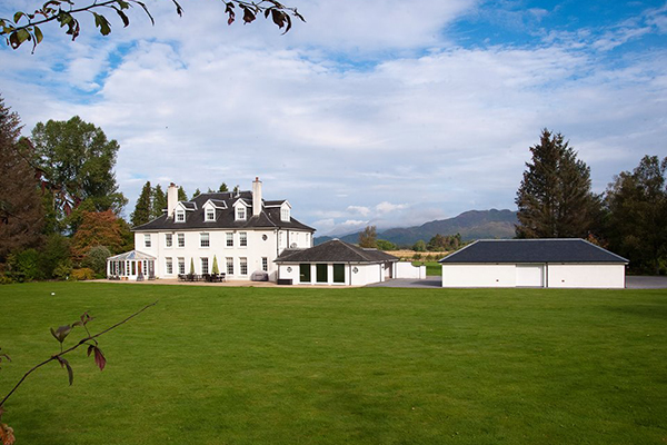 high_wards house marquee hire Glasgow