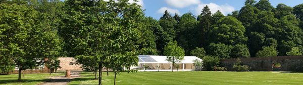 Dalswinton Estate Wedding Venue Frame Marquee