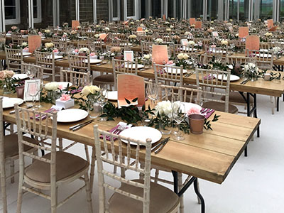 Queensberry Event Hire - Chiavari Chair Hire