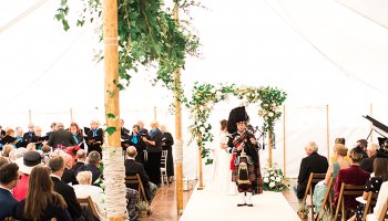 Queensberry Event Hire - Traditional Marquee Hire