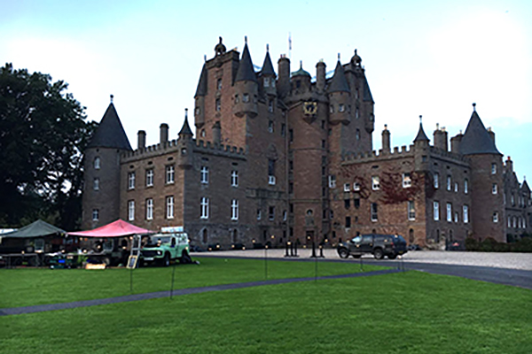 Glamis-Castle-Marquee-Hire-Edinburgh