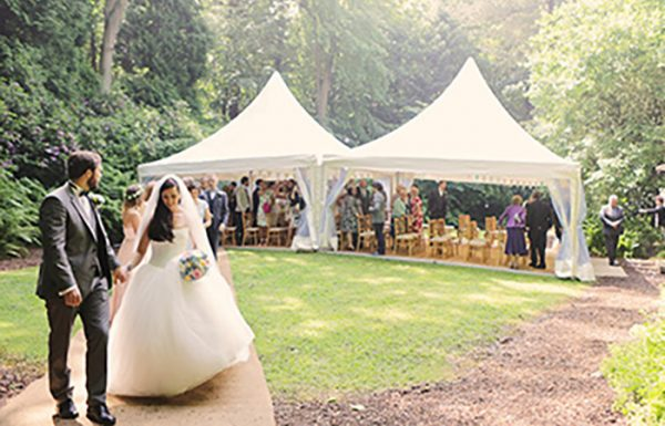 Queensberry Event Hire Pagoda Marquee Hire