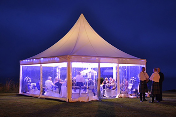 Queensberry-Event-Hire-Marquee-Uplighters Carlisle