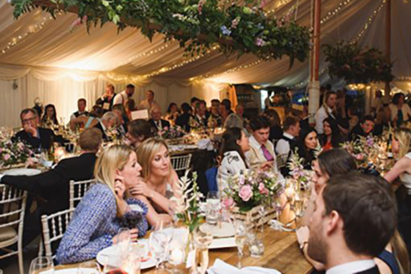 Queensberry Marque Hire - Traditional-Marquee-Hire-Scotland
